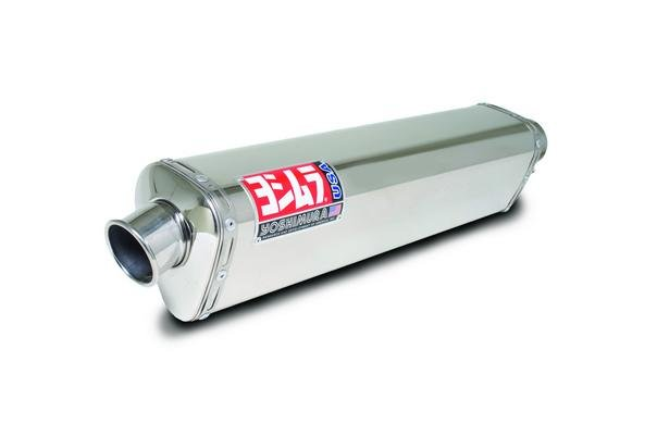 429 00 yoshimura exhaust trs slip on stainless for 167595