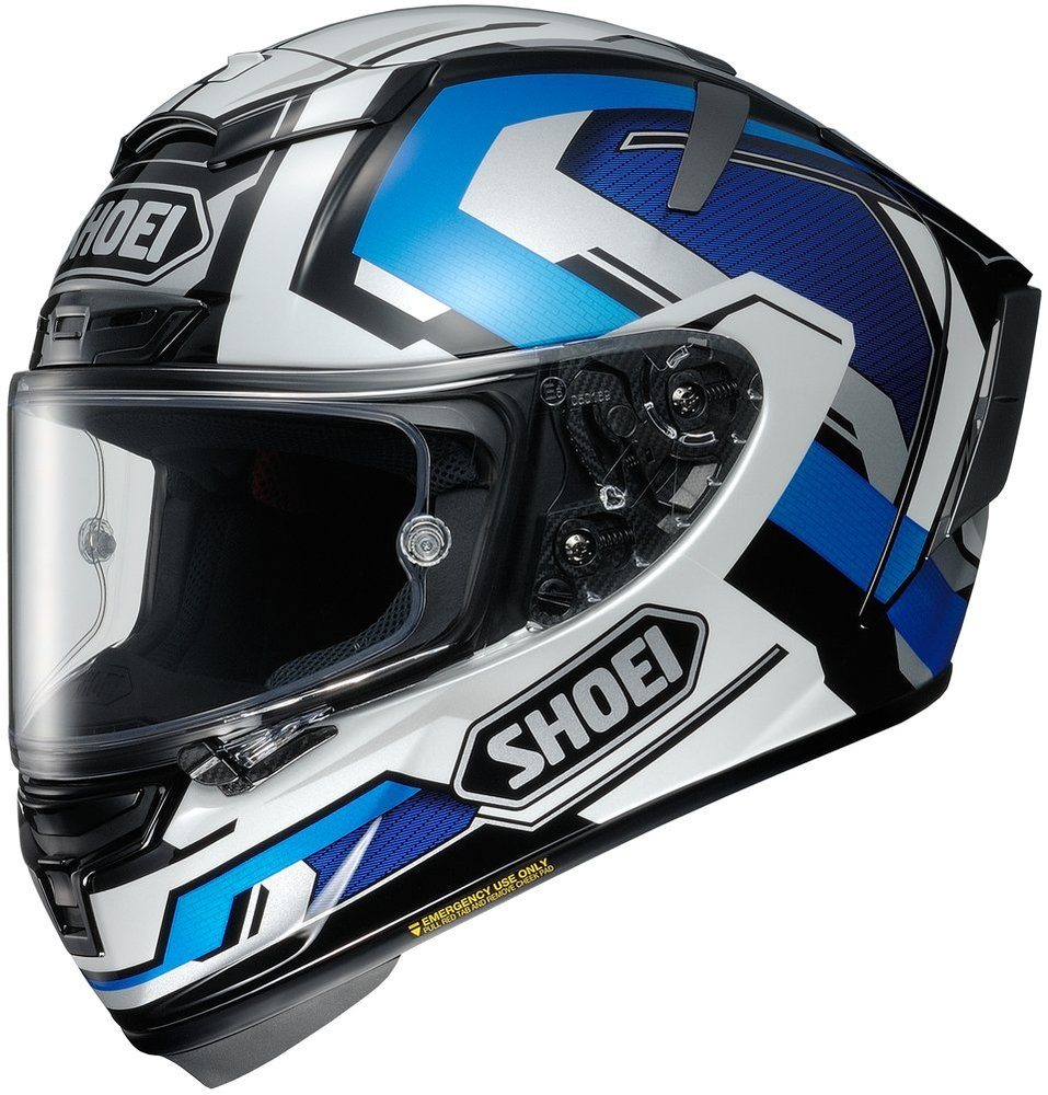 85999 Shoei X Fourteen X14 X 14 Brink Full Face Helmet