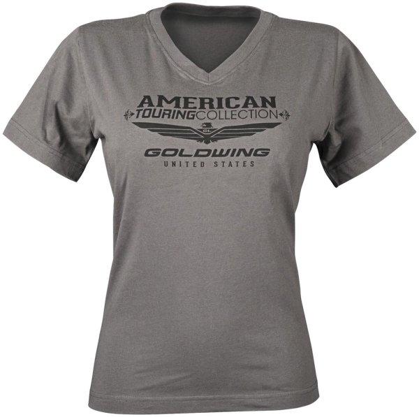 Honda Womens Goldwing Touring Collection -neck T-shirt