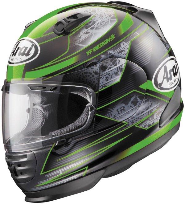 Arai Defiant Chronus Full Face Helmet