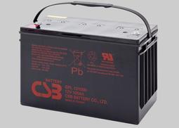 神戶CSB GPL121000 12V 100Ah 深循環電池 露營 釣魚 船釣 露營車 推高機 挖土機 太陽能板 - 露天拍賣