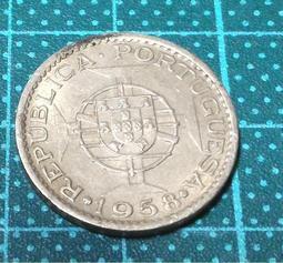 舊錢幣出清:印度錢幣60 Centavos 60分 1958 - 露天拍賣