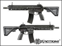 【ACTION!】VFC/Umarex - HK416A5 GBB氣動槍 (黑色)《2019最新生產 補貨中》 - 露天拍賣