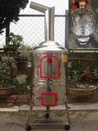新型專利環保金爐正304#白鐵煙囪尺5 - 露天拍賣