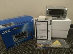 JVC 汽車音響 CD/MP3/卡帶/AUX 主機 - 露天拍賣