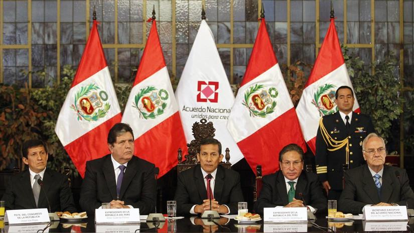 El Acuerdo Nacional no aprueba una actualización del plan hace ocho años.
