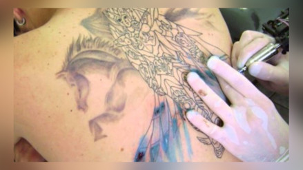 Te Harías Un Tatuajes De Saint Seiya Mira Estos Rpp Noticias