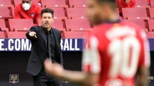 "Atlético de Madrid vs.  Chelsea |  Filipe Luis of Diego Simeone: ""His messages were stressful … he has no heart"""
