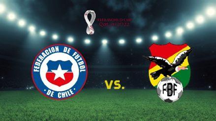 Chile vs Bolivia EN VIVO: ¿a qué hora y en qué canal ver EN DIRECTO el duelo por la jornada 8 de las Eliminatorias Qatar 2022?