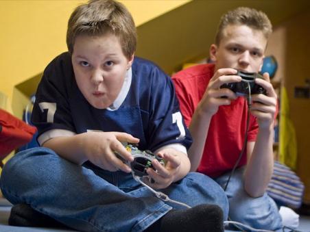 Resultado de imagen para niños adictos a los videojuegos