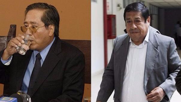 Segundo y Fortunato Sánchez Paredes, hoy acusados, han gobernado Mollebamba por más de 20 años