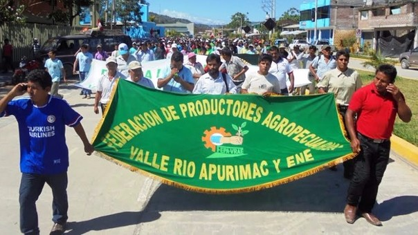 Perú es el máximo productor de cocaína a nivel mundial.