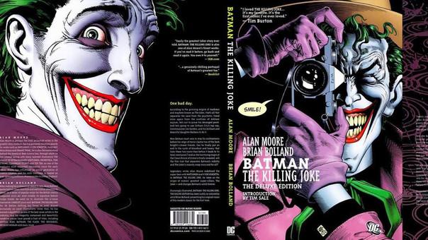 Para muchos, The Killing Joke es uno de sus obras cumbres, y de las mejor logradas en la historia de Batman