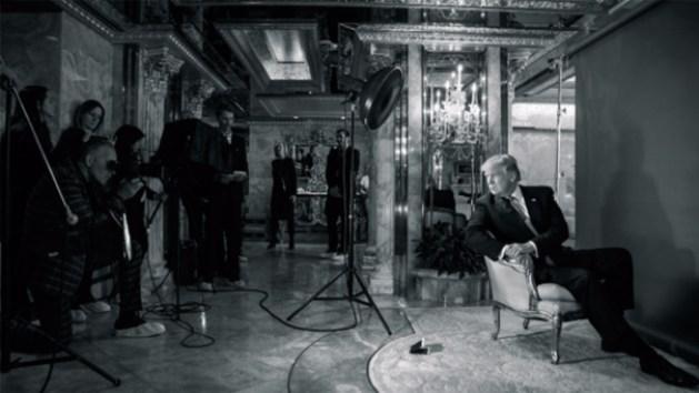 La sesión de fotos para la revista se hizo el 28 de noviembre.