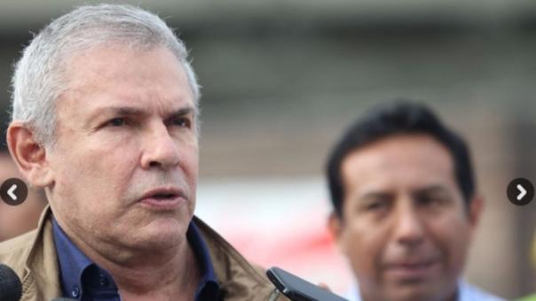 Luis Castañeda confirmó, durante la celebración del aniversario de Lima, que no irá más el peaje en Puente Piedra.