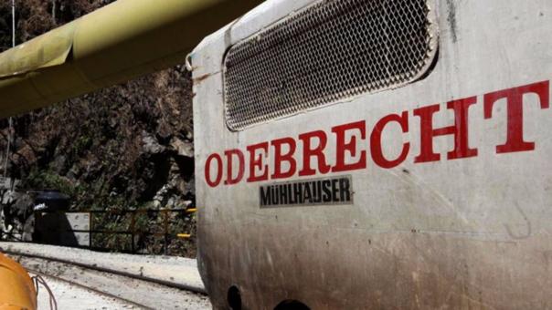 La empresa Odebrecht ha sido la principal contratista del estado peruano.