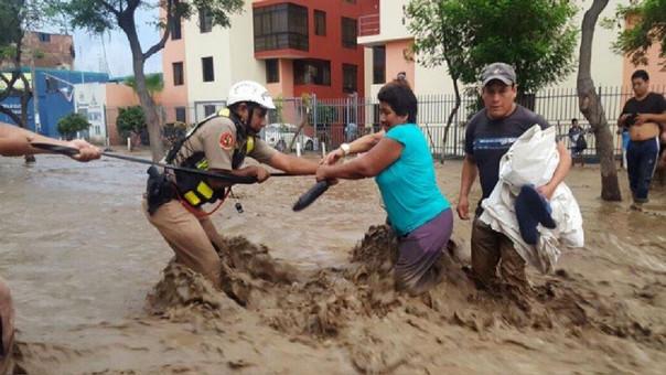 Resultado de imagen para niño costero 2017 perú