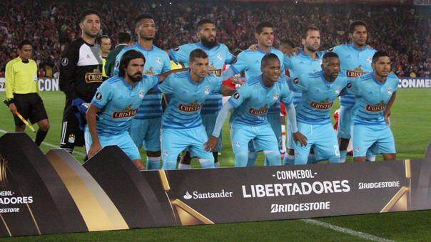 Sporting Cristal hasta ahora no ganó ningún partido en la Copa Libertadores 2017.