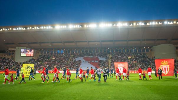 El Mónaco suma 31 partidos consecutivos marcando en Ligue 1.