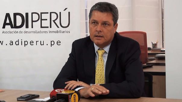 Marco del Río será el titular del gremio de desarrolladores inmobiliarios por el periodo 2017 - 2019.