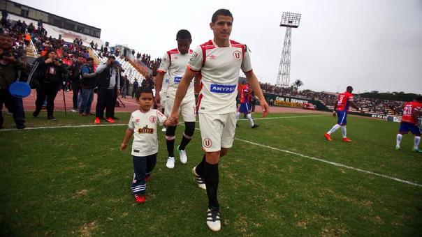 Universitario tuvo que jugar de local en el Miguel Grau debido a que el Estadio Monumental está siendo cuidado para el partido de la Selección Peruana.