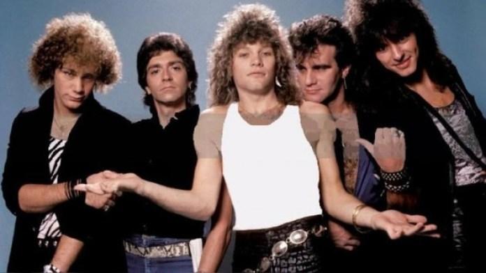 Bon Jovi se reunió para tocar en el Salón de la Fama del Rock ...