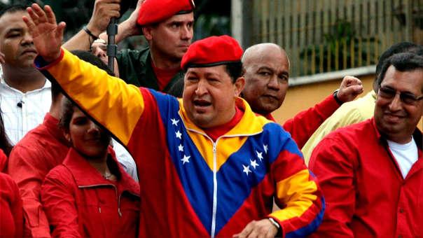 Hugo Chávez Frías (1954-2013) consideró a Velasco Alvarado como una de sus inspiraciones.