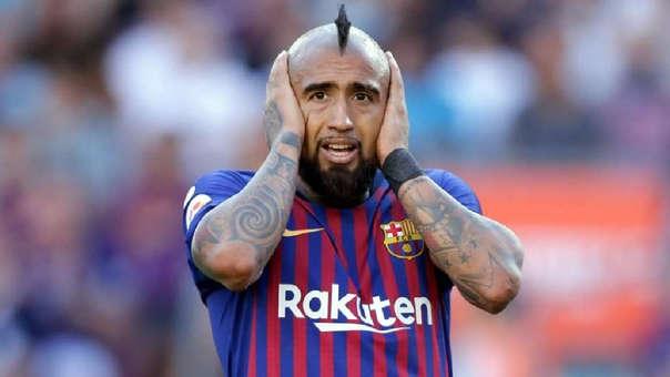 Barcelona Arturo Vidal Reveló Qué Tiene Que Pasar Para Que Se