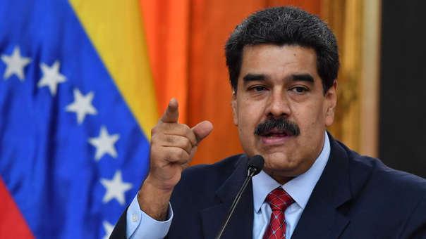 Nicolás Maduro atraviesa una crisis política en Venezuela.