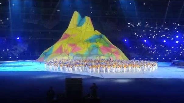 Se inicio la ceremonia de inauguración de los Juegos Panamericanos Lima 2019