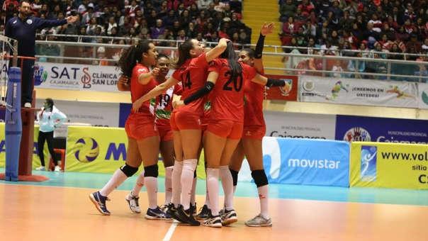 Perú buscará su segundo victoria en el Sudamericano de Voleibol Femenino