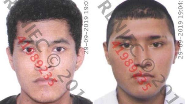 El fallecido es Luis Manuel Jesús Ruíz Córdoba de 23 años, mientras que el herido, José Miguel Mejía Chuquihuanta, permanece bajo observación médica.