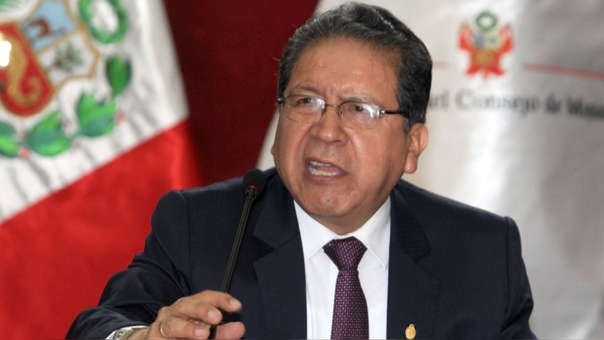 La Junta de Fiscales Supremos decidió separar al fiscal Sánchez del caso 'Cuellos blancos' el último lunes.