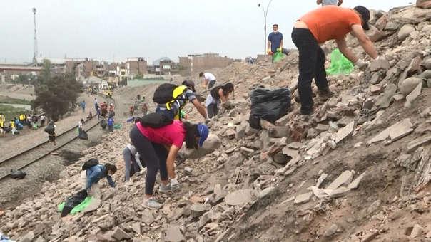 Por la crisis político económica en Venezuela, más de 850.000 venezolanos han llegado a Perú en los últimos tres años.