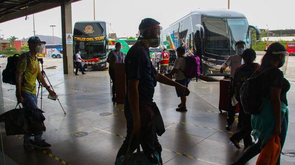 Transporte interprovincial