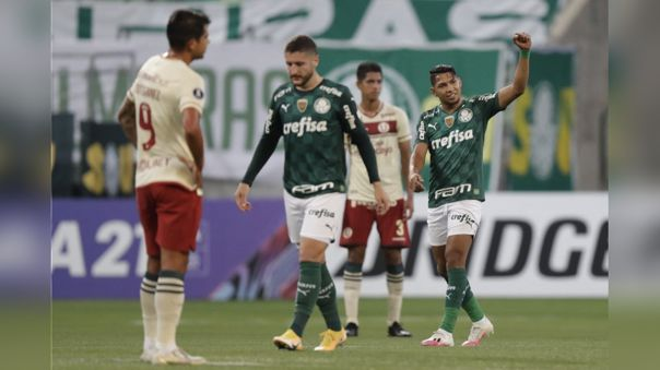 Universitario se quedó con cuatro puntos en la Copa Libertadores.