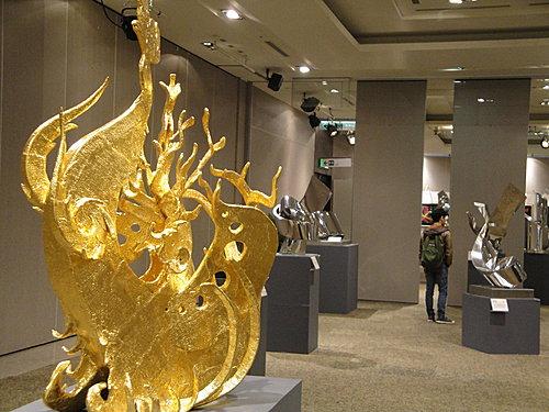 臺灣牛是楊英風早期作品