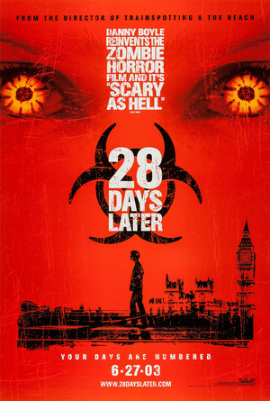 Film 28 Jours Plus Tard : jours, Later..., (Film,, Zombie):, Reviews,, Ratings,, Music