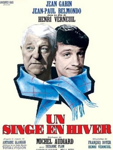 Film Un Singe En Hiver : singe, hiver, Singe, Hiver, (Film,, Comedy):, Reviews,, Ratings,, Music