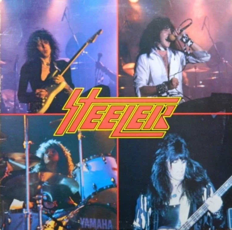 Steeler by Steeler (Album, Heavy Metal): Reviews, Ratings, Credits, Song  list - Rate Your Music