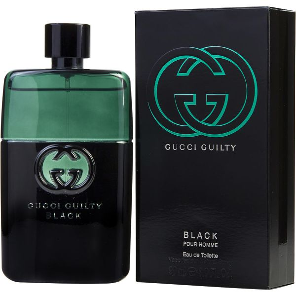 Gucci Guilty Black Pour Homme Edt