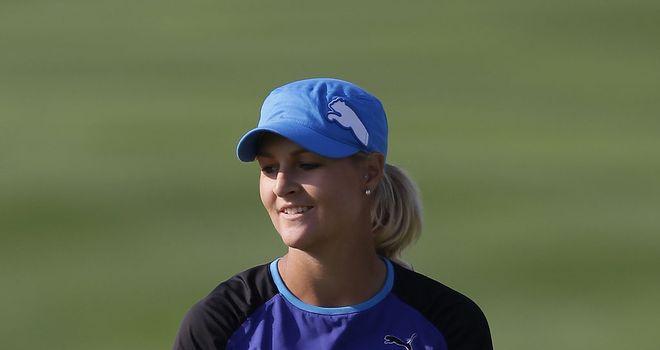 Anna Nordqvist: Keeps lead in Thailand