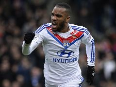 Billedresultat for alexandre lacazette