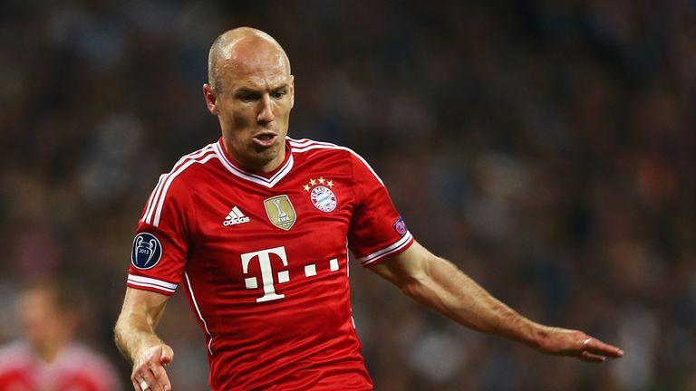 Transfer News Bayern Munich S Arjen Robben Rules Out