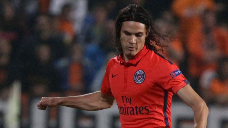 Transfer News Psg Striker Edinson Cavani Has Not Thought