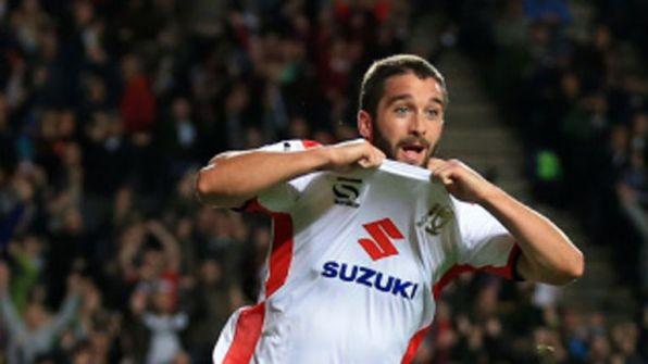 Brentford turn down Milton Keynes Dons transfer bid for striker Will Grigg  | Football News | Sky Sports