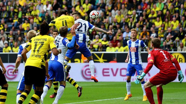 B Dortmund 2  0 Hertha  Match Report & Highlights