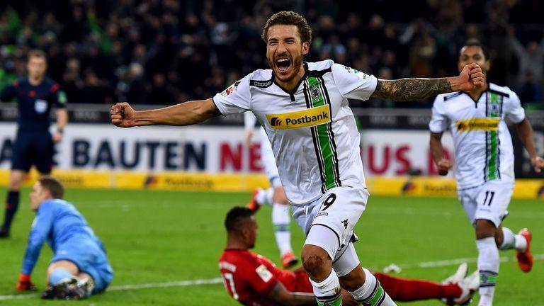 M Gladbach 3 1 Bay Munich Match Report Highlights