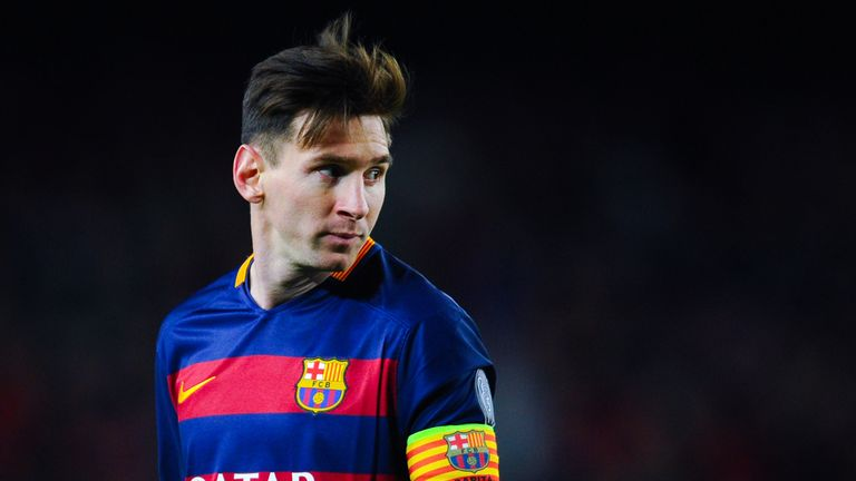 Top 100 Players Of 2015 Where Do Lionel Messi And