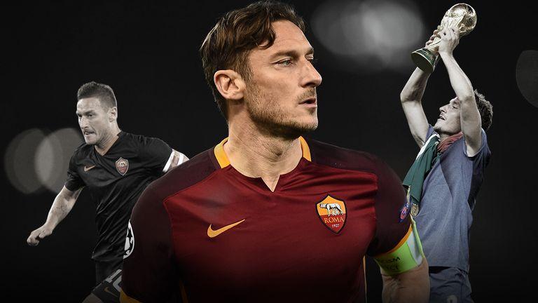Risultati immagini per francesco Totti